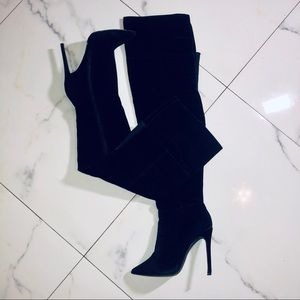 Shoes - Thigh High Boots